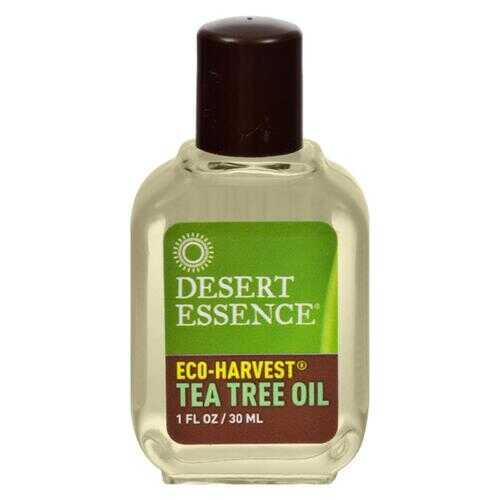 Desert Essence - Eco-Harvest Tea Tree Oil - 1 fl oz