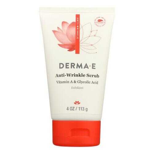 Derma E - Vitamin A Glycolic Facial Scrub - 4 oz.