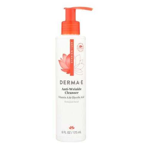 Derma E - Vitamin A Glycolic Cleaners - 6 fl oz.