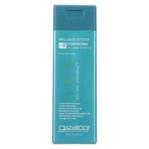 Giovanni Wellness System Step 2 Conditioner with Chinese Botanicals - 8.5 fl oz