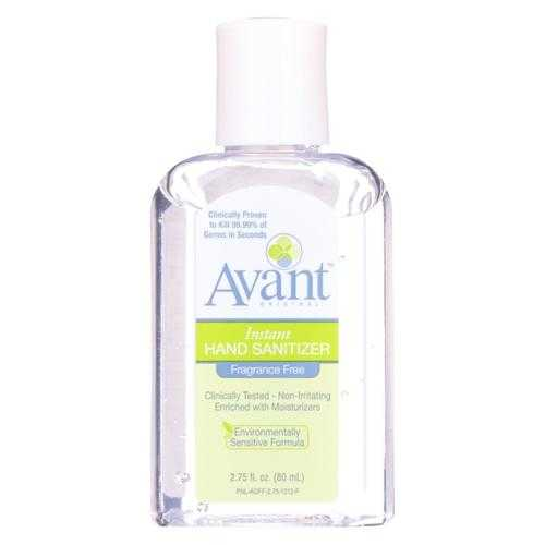 Avant Lotion - Fragrance Free - Case of 1 - 2.75 fl oz.