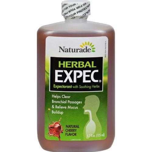 Naturade Herbal Expec Cherry - 4.2 fl oz
