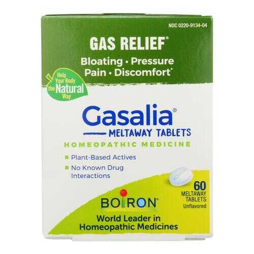 Boiron - Gasalia - 60 Tablets