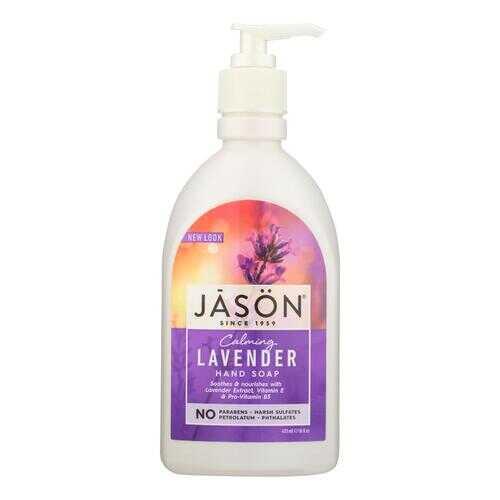 Jason Pure Natural Hand Soap Calming Lavender - 16 fl oz