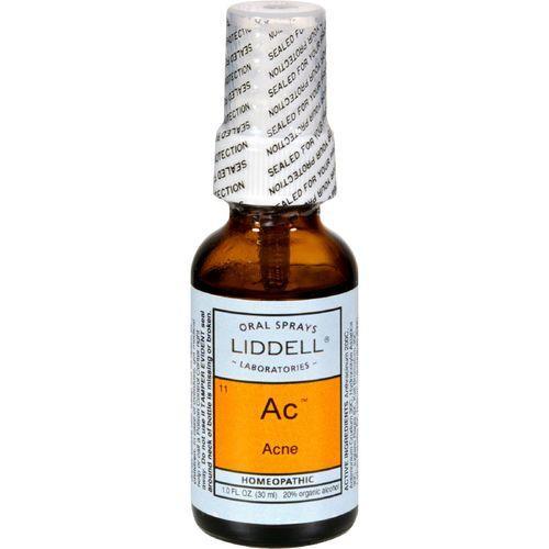 Liddell Homeopathic Ac Acne - 1 fl oz