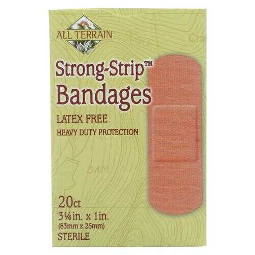 All Terrain - Bandages - Strong-Strip - 20 count - 1 each