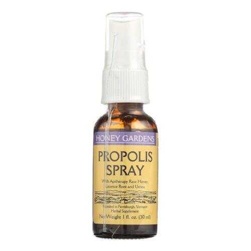 Honey Gardens Apiaries Propolis Spray - 1 oz