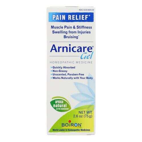 Boiron Arnicare Gel - 2.6 oz