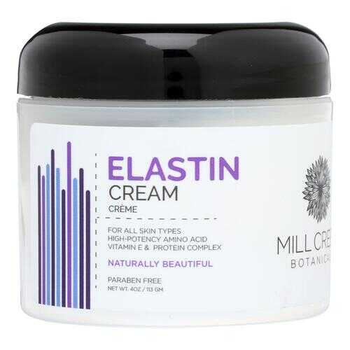 Mill Creek Botanicals Elastin Cream - 4 oz