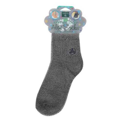 Earth Therapeutics Socks Infused Socks - Grey - Pair