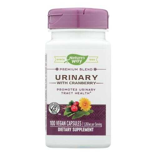 Nature's Way Urinary with Cranberry - 450 mg - 100 Capsules