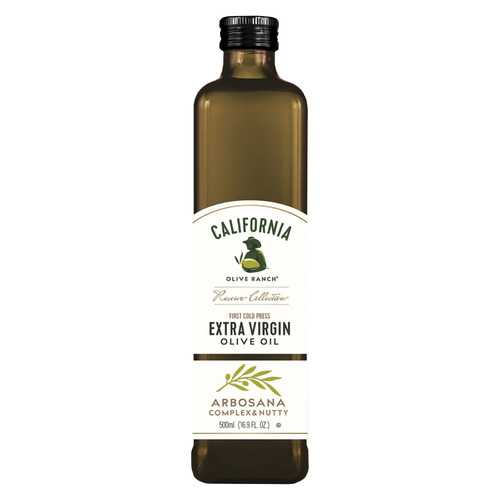 California Olive Ranch Extra Virgin Olive Oil - Arbosana - Case of 6 - 16.9 fl oz