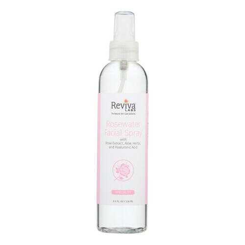 Reviva Labs - Facial Spray Rosewater - 8 fl oz