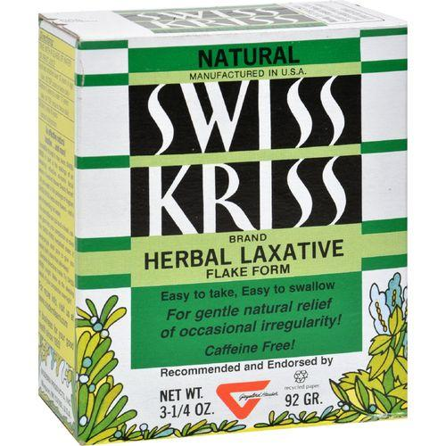 Modern Natural Products Swiss Kriss Herbal Laxative Bulk - 3.25 oz