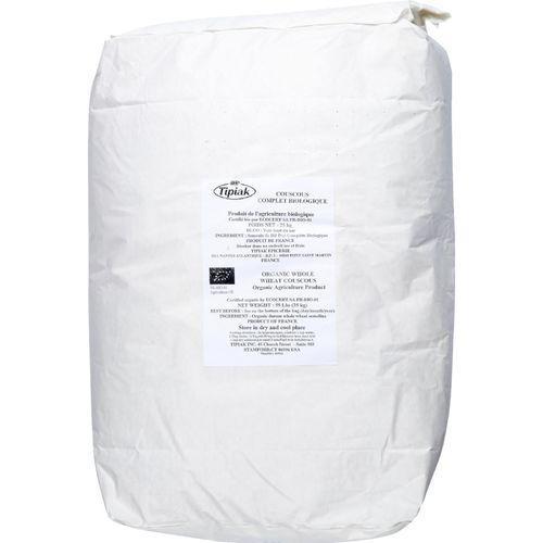 Bulk Grains Couscous - Organic - Whole Wheat - French - 1 lb - case of 55