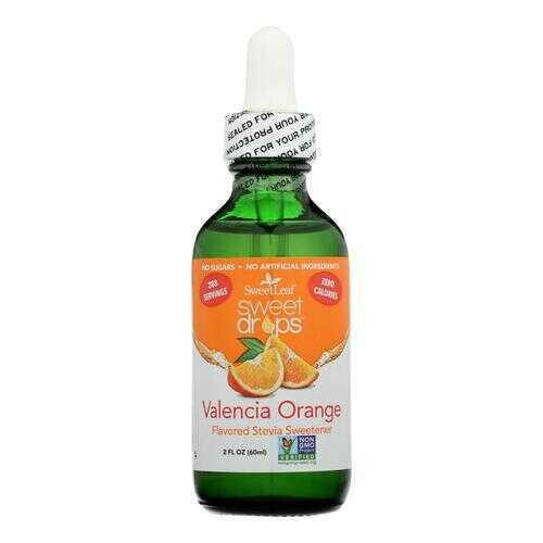 Sweet Leaf Sweet Drops Sweetener Valencia Orange - 2 fl oz