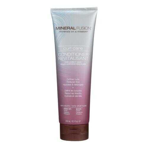 Mineral Fusion - Mineral Conditioner - Curl Care - 8.5 fl oz.