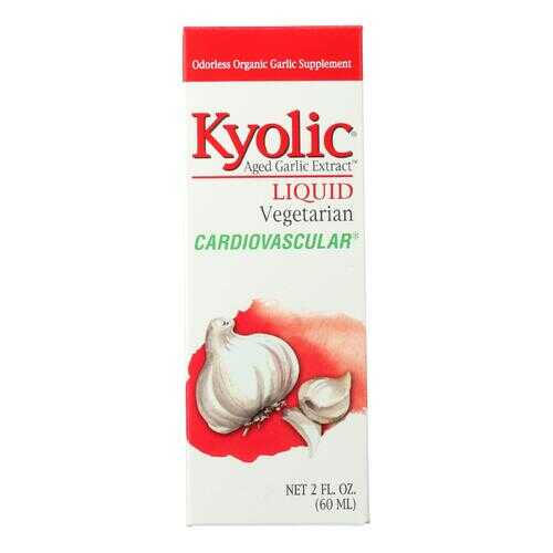 Kyolic Liquid Aged Garlic Extract - 2 oz