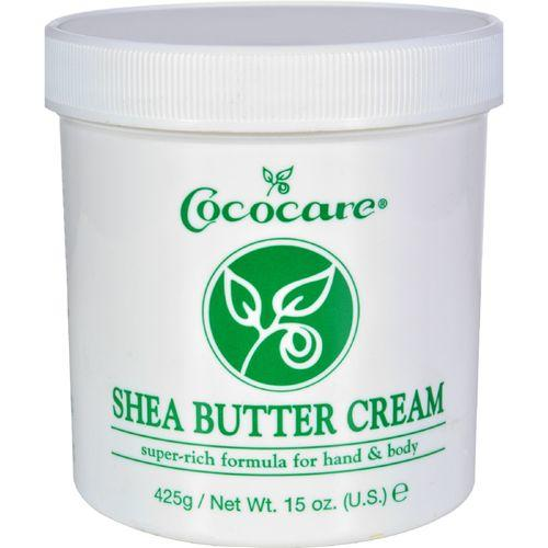 Cococare Shea Butter Cream - 15 oz