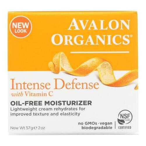 Avalon Organics Rejuvenating Oil-Free Moisturizer Vitamin C - 2 fl oz
