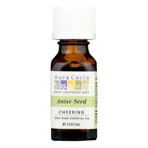 Aura Cacia - Essential Oil - Anise - .5 oz