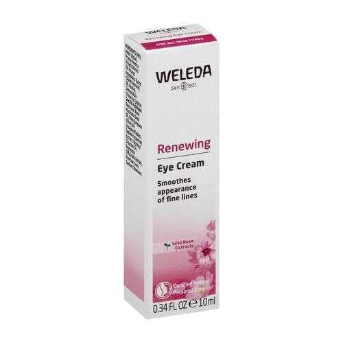 Weleda Smoothing Eye Cream Wild Rose - 0.34 oz