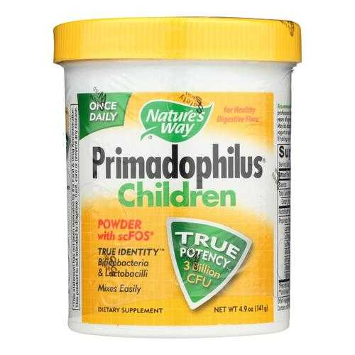Nature's Way Dietary Supplement Primadophilus Children  - 1 Each - 5 OZ
