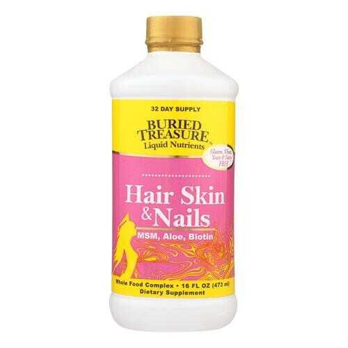 Buried Treasure - Hair Skin and Nails Complete - 16 fl oz