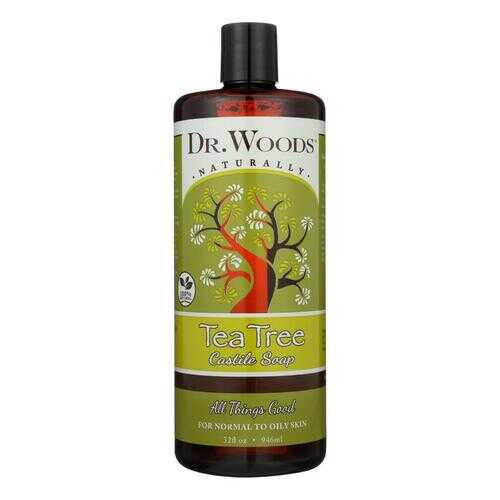 Dr. Woods Pure Castile Soap Tea Tree - 32 fl oz