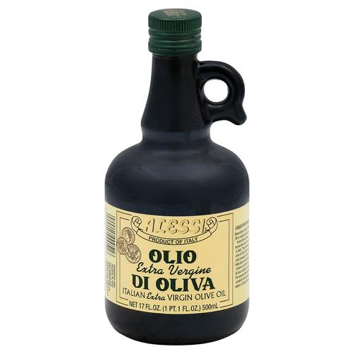 Alessi Extra Virgin Olive Oil - Case of 6 - 17 fl oz