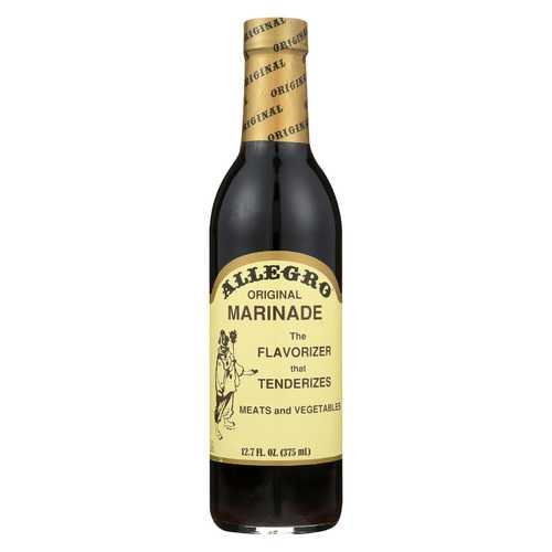 Allegro  Original Marinade - Case of 6 - 12.7 fl oz.
