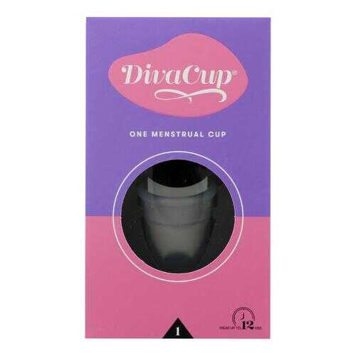 Diva Cup #1 Pre-Childbirth Diva Cup - 1 count
