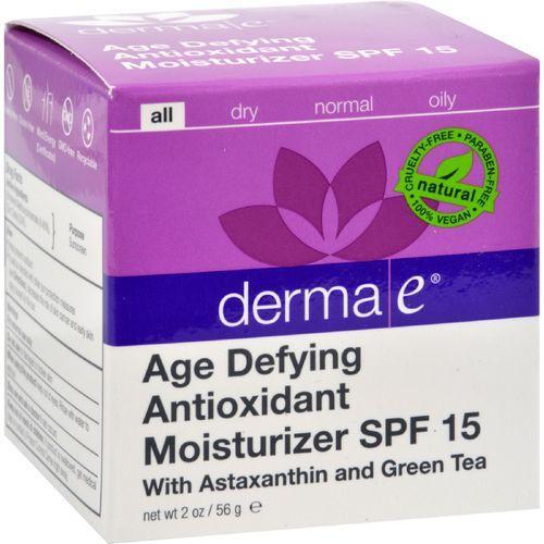 Derma E Age-Defying Moisturizing Complex SPF 15 - 2 fl oz