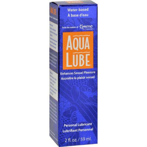 Mayer Laboratories Aqua Lube Personal Lubricant - 2 oz