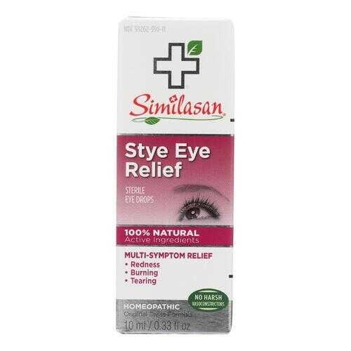 Similasan Stye Eye Relief - 0.33 fl oz