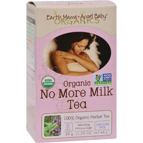 Earth Mama - Baby Organic No More Milk Tea - 16 Tea Bags