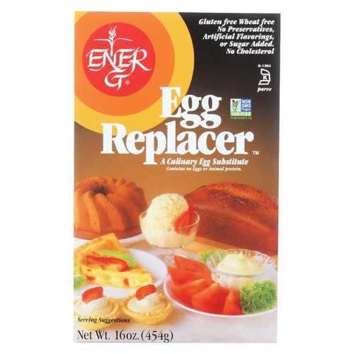 Ener-G Foods - Egg Replacer - Vegan - 16 oz