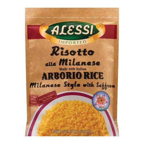 Alessi Risotto - Milanese - Case of 6 - 8 oz.