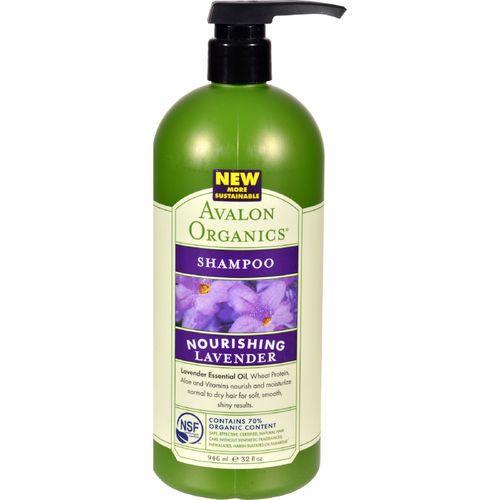 Avalon Organics Nourishing Shampoo Lavender - 32 fl oz