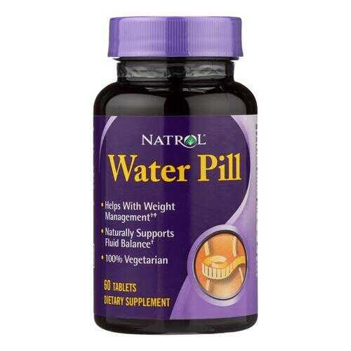 Natrol Water Pill - 60 Tablets