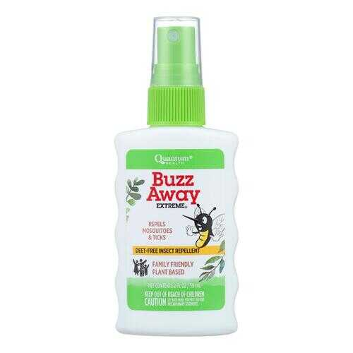 Quantum Buzz Away Extreme Insect Repellent - 2 fl oz