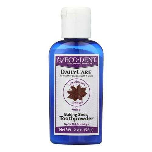 Eco-Dent Toothpowder Daily Care - Anise - 2 oz