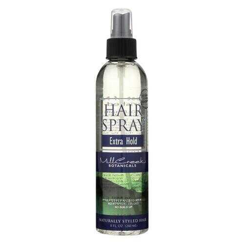 Mill Creek Hair Spray Extra Hold - 8 fl oz