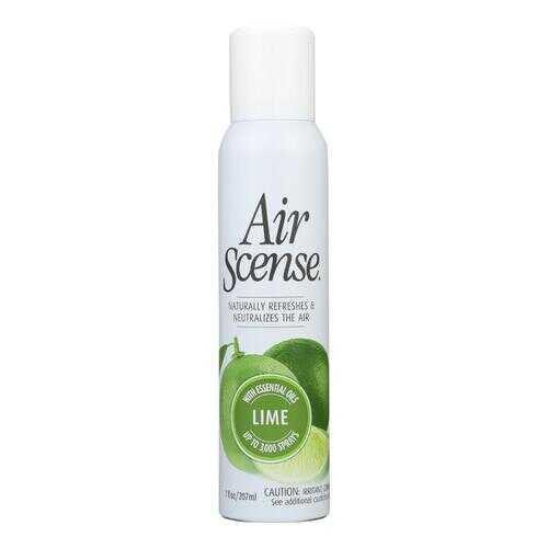 Air Scense - Air Freshener - Lime - Case of 4 - 7 oz