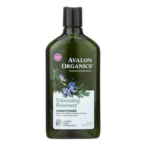 Avalon Organics Volumizing Conditioner with Wheat Protein and Babassu Oil Rosemary - 11 fl oz