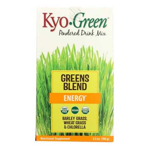 Kyolic Kyo-Green Energy Powdered Drink Mix - 5.3 oz