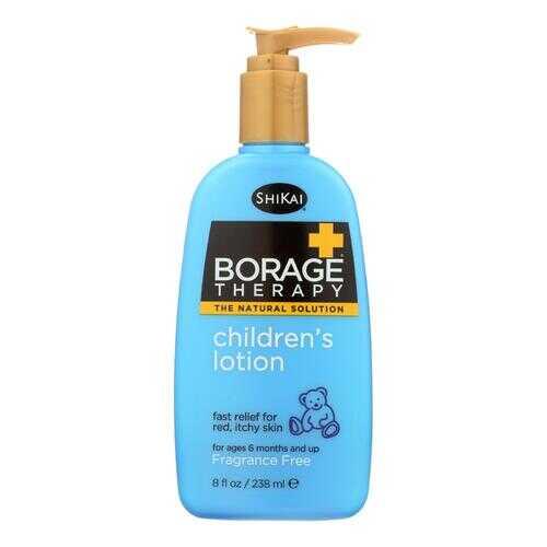 Shikai Borage Therapy Children's Lotion Fragrance-Free - 8 fl oz