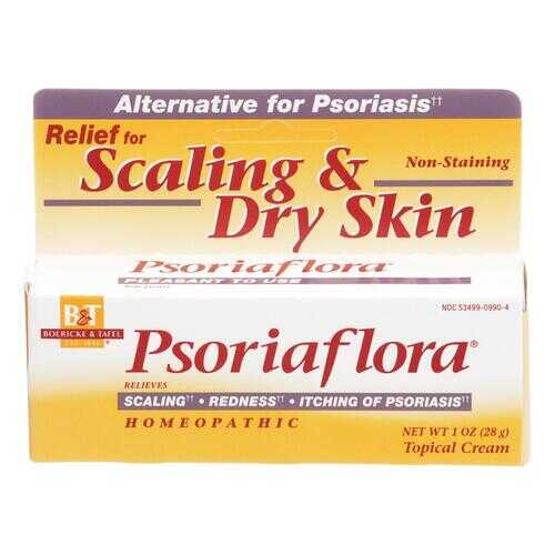 Boericke and Tafel Psoriaflora Topical Cream - 1 oz
