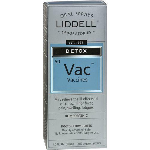 Liddell Homeopathic Anti-Tox Vaccine - 1 fl oz
