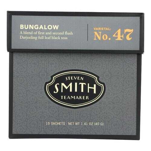 Smith Teamaker Black Tea - Bungalow - 15 Bags